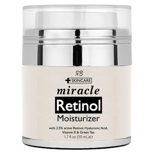 10. Retinol Moisturizer Cream