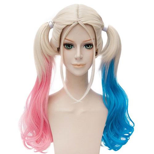 2. HH Building Movie Cosplay Wig