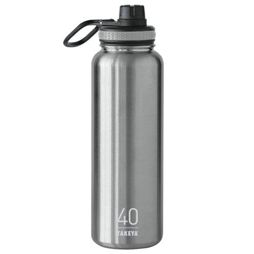 6. Takeya ThermoFlask Water Bottle