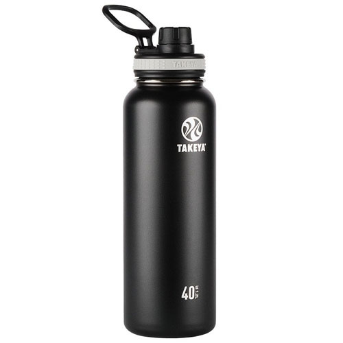 5. Stainless Steel Water Bottle, 40 oz