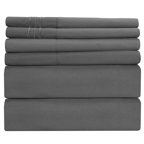 The King Size Sheet Set  Hotel Luxury Bed Sheets