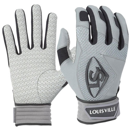 9. Louisville Slugger Series Batting Gloves
