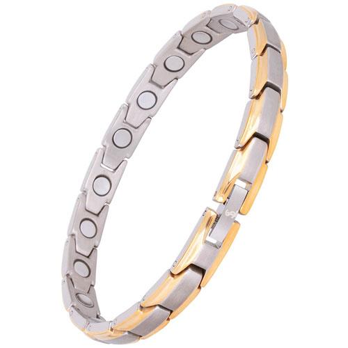 3. Elegant Women's Titanium Magnetic Therapy Bracelet