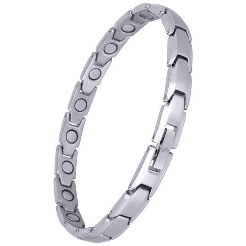4. Elegant Women's Titanium Magnetic Therapy Bracelet