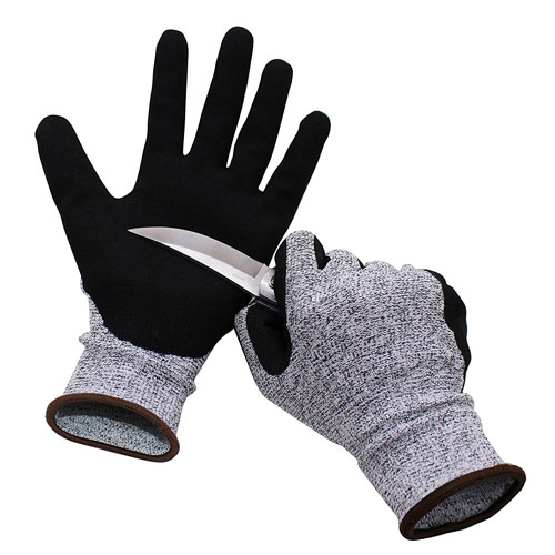 9. Hilinker Cut Resistant Gloves