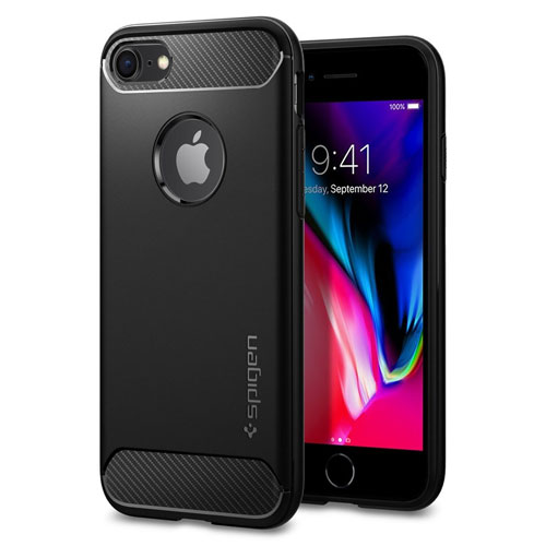 5. Spigen, Inc. Rugged Armor (Resilient) Case