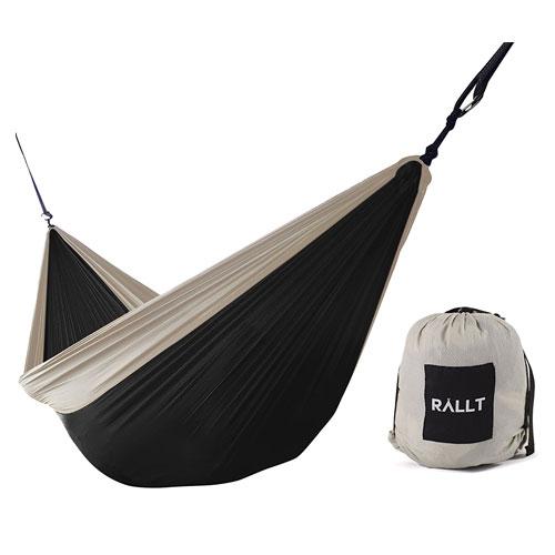 5.Portable camping hammock.