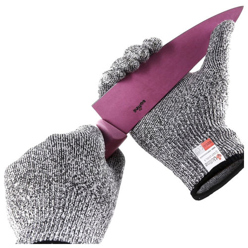 6. Cut Resistant Gloves - Kitchen Cooking Cutting