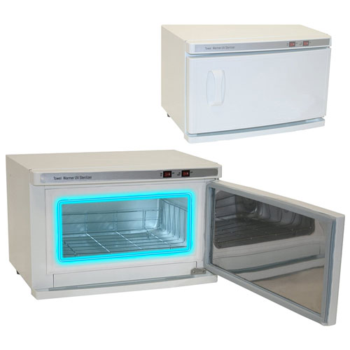4. LCL Beauty High Capacity Hot Towel Cabinet