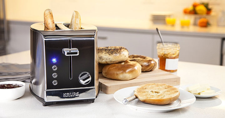 Top 10 Best 2 Slice Bread Electric Toasters Reviews