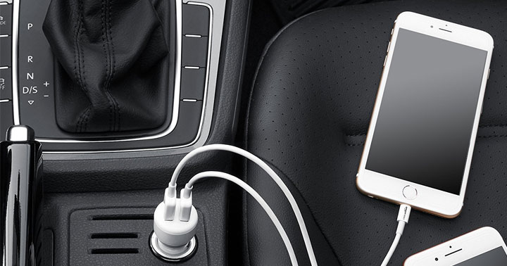Top 10 Best Dual Smart USB Port Charger for Car Reviews