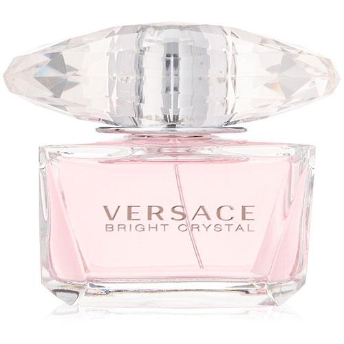 Versace Bright Crystal Eau de Toilette Spray for Women (3 Ounce)
