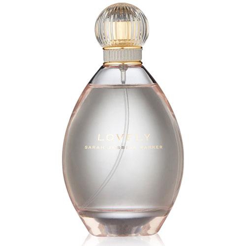 Lovely Perfume for Women Eau de Parfum 3.4 Ounces Spray Bottle by Sara Jessica Parker
