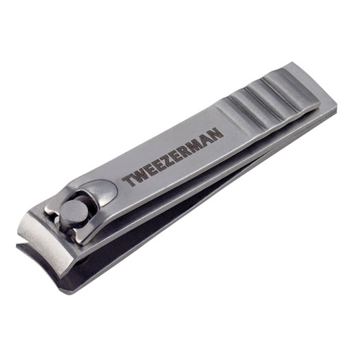 Tweezerman Professional Stainless Steel Toenail Clipper