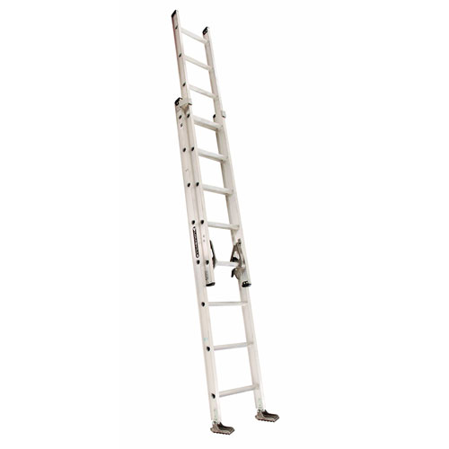 Louisville Ladder AE2216 Aluminum Extension Ladder