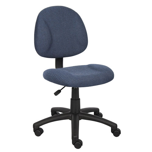 Boss Office Products B315-BE Perfect Posture Delux Task Chair