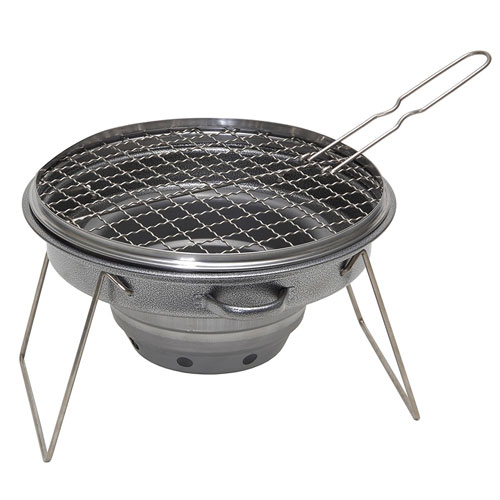 Tailgater Grill - Portable Camping or Tailgating Grill