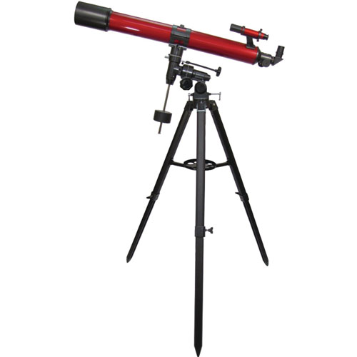 Carson Red Planet 50-100x90mm Refractor Telescope