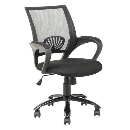 BestOffice Mid Back Mesh Ergonomic Computer Desk Office Chair