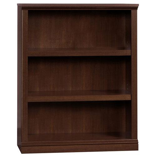 Sauder 3-Shelf Bookcase