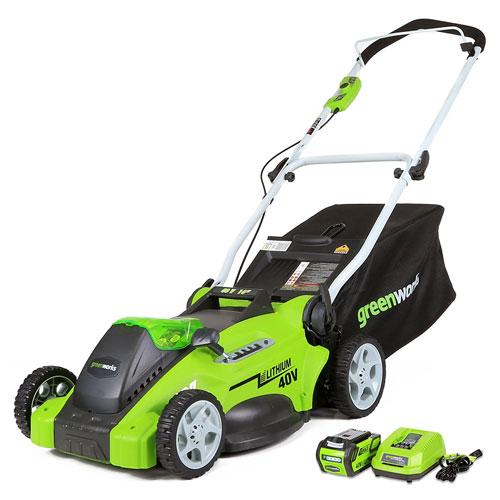 GreenWorks 25322 G-MAX