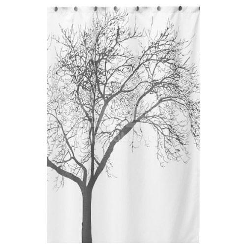 DOZENGG Waterproof Shower Curtain