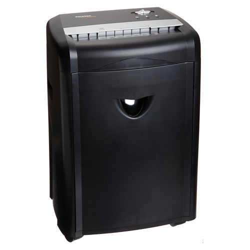 Amazon Basics 12 Sheets High Security Micro Cut Paper, CD and Credit Card Shredder