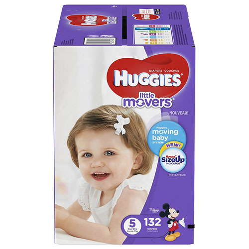 HUGGIES Little Movers