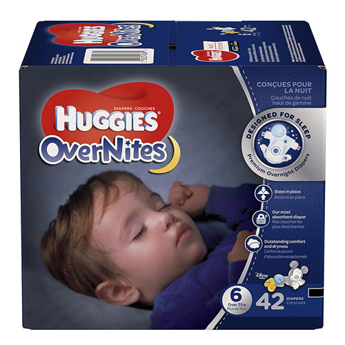 Huggies Overnites
