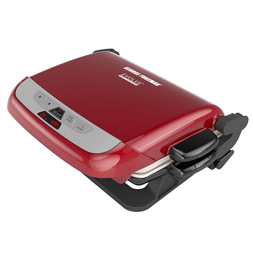 George Foreman's GRP4800R Multi-Plate Evolve Grill