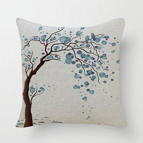 Lyn Cotton Linen Pillow Case