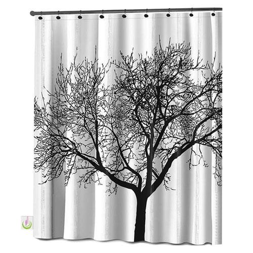 CREATOV DESIGN Mildew Resistant Shower Curtain