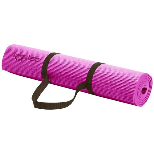 AmazonBasics ¼ Inch Yoga Mat
