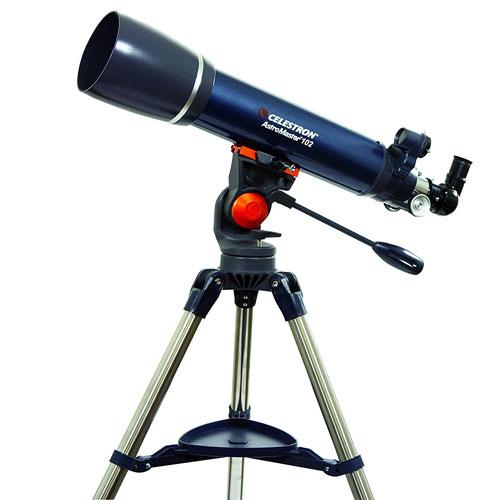 Celestron 22065 Astro Master 102AZ Refractor Telescope