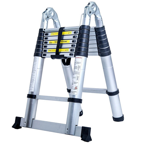 CSL 16.5 Ft. Aluminum Multipurpose Ladder