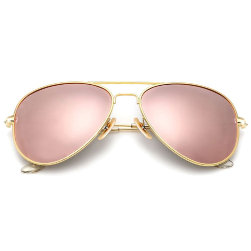 YuFalling Polarized Aviator Sunglasses