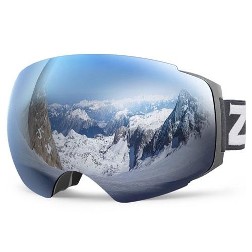Zionor Lagopus Snowboard Stake Ski Goggles