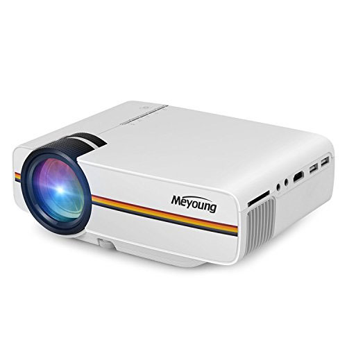 Meyoung Portable Projector 1080P 1200