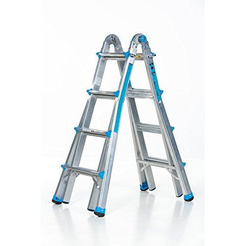Workman Ladders 17 Foot Multi Configuration Ladder