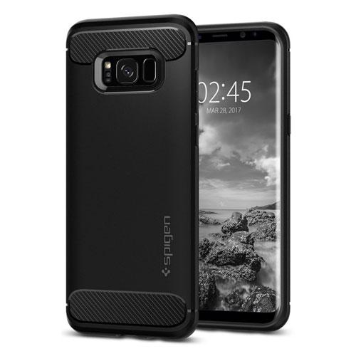 Galaxy S8 Case, Spigen Rugged Amor