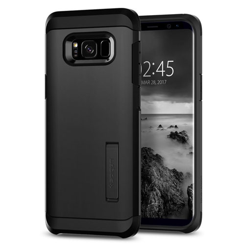 Galaxy S8 Plus Case, Spigen Armor Case