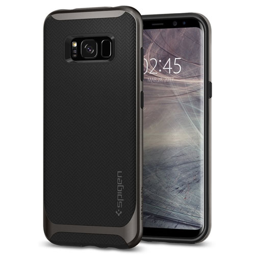 Galaxy S8 Plus Case, Spigen Neo Hybrid