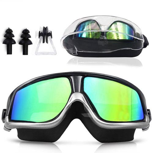 Sunnec Large Frame Swim Goggles