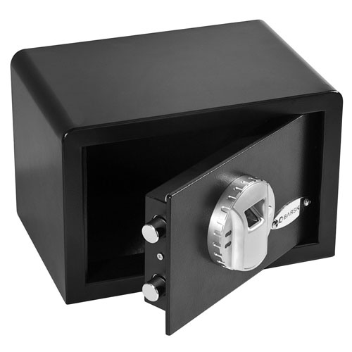6. BARSKA Mini Biometric Safe
