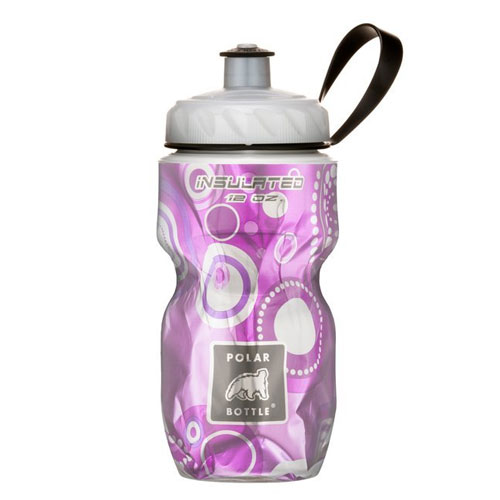 4. Polar Bottle Insulated Water Bottle - 12oz