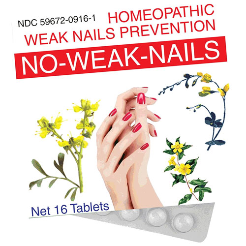 Labs Homeopathic Nail Strengthener