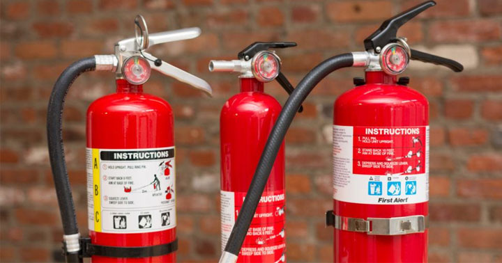 The Best Fire Extinguishers for Home Reviews