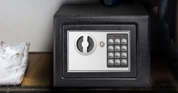 Top 10 Best Wall Safe for High Security in 2018 Reviews