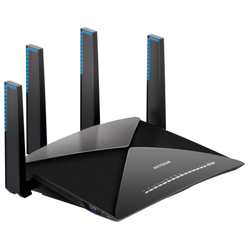 2. NETGEAR Nighthawk X 10 Smart Wi-Fi Router