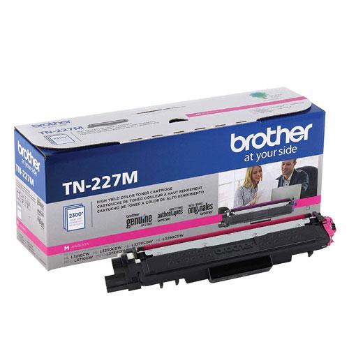 10. Brother Genuine TN227M